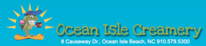 Ice Cream Parlors Ocean Isle Beach Ocean Isle Creamery