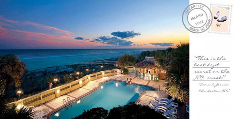 The Winds resort Beach Club Ocean Isle Beach NC