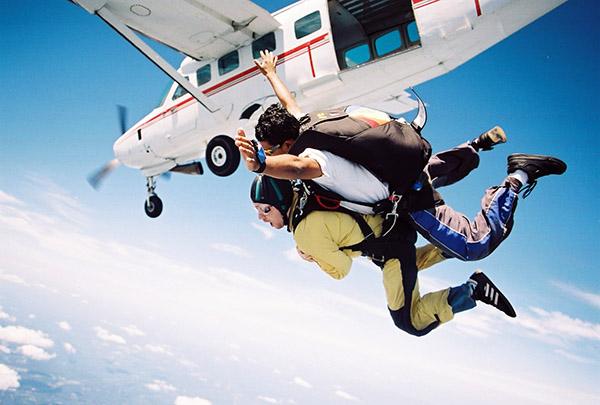 Skydiving Ocean Isle Beach NC